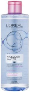 L'Oréal Paris Micellar Water água micelar para pele normal a seca