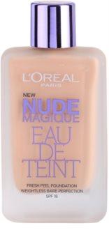L'Oréal Paris Nude Magique Eau De Teint base líquida para maquilhagem nude