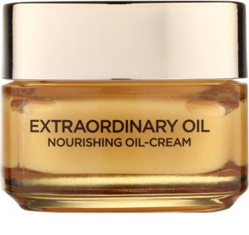 L'Oréal Paris Extraordinary Oil creme com óleo nutritivo contra marcas de cansaço