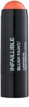 L'Oréal Paris Infallible Paint Chubby blush crème