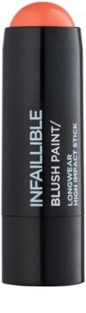 L'Oréal Paris Infallible Paint Chubby Cream Blush