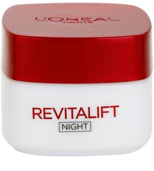L'Oréal Paris Revitalift ujędrniająco - przeciwzmarszczkowy krem na noc do wszystkich rodzajów skóry