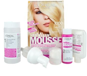 L'Oréal Paris Sublime Mousse culoare par