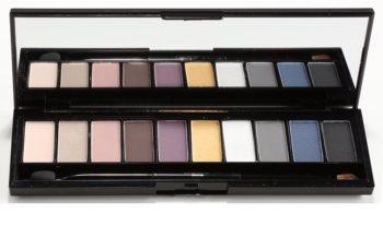 L'Oréal Paris Color Riche La Palette Ombrée paleta de sombras  com espelho e aplicador