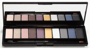 L'Oréal Paris Color Riche La Palette Ombrée paleta de sombras de ojos con espejo y aplicador