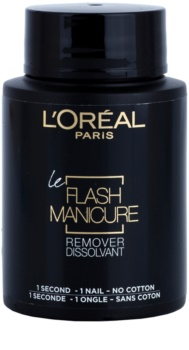 L'Oréal Paris Flash Manicure Remover removedor de verniz  para unhas