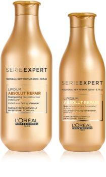 L'Oréal Professionnel Serie Expert Absolut Repair Lipidium kozmetika szett I. (a nagyon károsult hajra) hölgyeknek