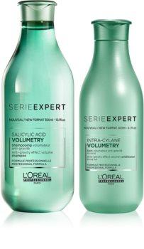 L'Oréal Professionnel Serie Expert Volumetry vorteilhafte Packung I. (für mehr Haarvolumen)