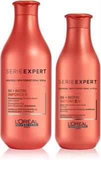 L'Oréal Professionnel Serie Expert Inforcer изгодна опаковка I. (срещу късане на  косата)