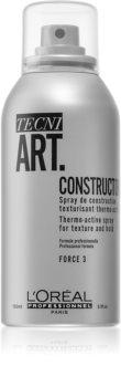 L'Oréal Professionnel Tecni.Art Constructor spray termo  activ pentru fixare și formă