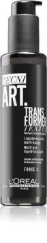 L'Oréal Professionnel Tecni.Art Transformation Lotion Stylinglotion  för definition och form