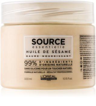 L'Oréal Professionnel Source Essentielle Sesame Oil Voedende Masker  voor gevoelig  Haar