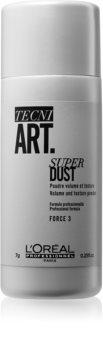 L'Oréal Professionnel Tecni.Art Super Dust Hiusjauhe Voimakkuudelle ja Muodolle