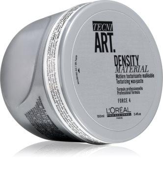 L'Oréal Professionnel Tecni.Art Density Material Textur und Modellierpaste für das Haar