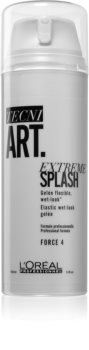 L'Oréal Professionnel Tecni.Art Extreme Splash vizes hatású gél