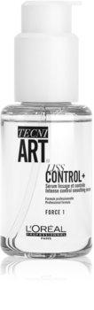 L'Oréal Professionnel Tecni.Art Liss Control szérum a száraz és kezelhetetlen haj egyenesítésére és táplálására