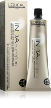 L'Oréal Professionnel Inoa Supreme tinte de pelo sin amoníaco