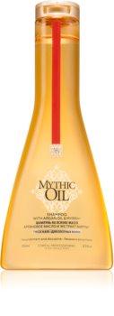 L'Oréal Professionnel Mythic Oil champô para cabelos grossos e rebeldes