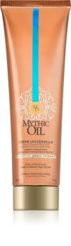 L'Oréal Professionnel Mythic Oil crema multiusos protector de calor para el cabello