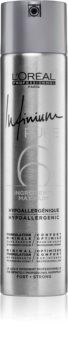 L'Oréal Professionnel Infinium Pure hipoallergén hajlakk erős fixálás