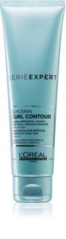 L'Oréal Professionnel Serie Expert Curl Contour подхранващ крем за къдрава коса