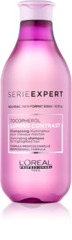 L'Oréal Professionnel Serie Expert Lumino Contrast Radiance Shampoo For Highlighted Hair