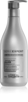 L'Oréal Professionnel Serie Expert Silver Sølvshampoo til at neutralisere gule toner