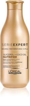 L'Oréal Professionnel Serie Expert Nutrifier tápláló kondícionáló szilikonmentes