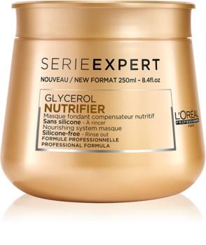 L'Oréal Professionnel Serie Expert Nutrifier nährende Maske für trockenes und beschädigtes Haar