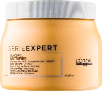 L'Oréal Professionnel Serie Expert Nutrifier masca hranitoare pentru păr uscat și deteriorat