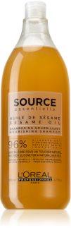 L'Oréal Professionnel Source Essentielle Shampooing Nourrissant подхранващ шампоан  за суха и чувствителна коса