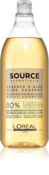 L'Oréal Professionnel Source Essentielle Acacia Leaves & Aloe Essence Daily Shampoo for Hair