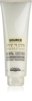 L'Oréal Professionnel Source Essentielle Baume Éclat Radiance Mask for Colour-Treated Hair