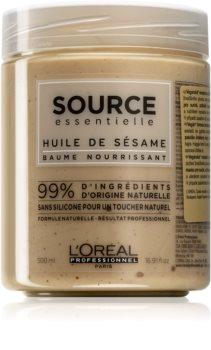 L'Oréal Professionnel Source Essentielle Baume Nourrissant Maske mit ernährender Wirkung für empfindliche Haare