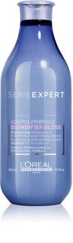 L'Oréal Professionnel Serie Expert Blondifier Säteily Hiustenpesuaine Vaaleille Hiuksille