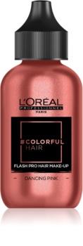 L'Oréal Professionnel Colorful Hair Pro Hair Make-up maquilhagem para cebelo 1 dia