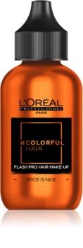L'Oréal Professionnel Colorful Hair Pro Hair Make-up jednodenní vlasový make-up