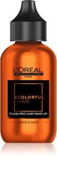 L'Oréal Professionnel Colorful Hair Pro Hair Make-up еднодневен грим за коса