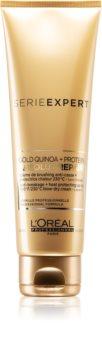 L'Oréal Professionnel Serie Expert Absolut Repair Gold Quinoa + Protein tápláló termovédő krém