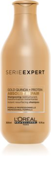 L'Oréal Professionnel Serie Expert Absolut Repair Gold Quinoa + Protein shampoing régénérant pour cheveux très abîmés