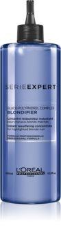 L'Oréal Professionnel Serie Expert Blondifier concentrat de regenerare pentru par blond