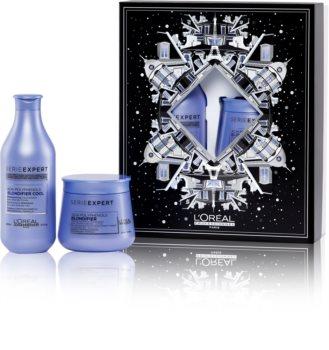 L'Oréal Professionnel Serie Expert Blondifier ajándékszett (a szőke és melírozott hajra)
