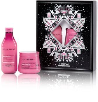 L'Oréal Professionnel Serie Expert Pro Longer confezione regalo (per capelli sani e belli)