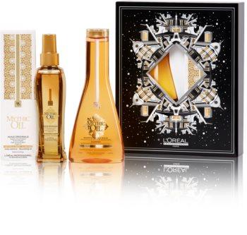 L'Oréal Professionnel Mythic Oil dárková sada (pro výživu a hydrataci)
