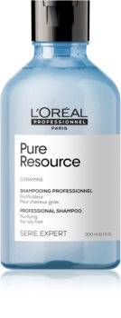 L'Oréal Professionnel Serie Expert Pure Resource Deep Cleanse Clarifying Shampoo For Oily Hair