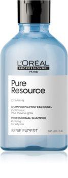 L'Oréal Professionnel Serie Expert Pure Resource hloubkově čisticí šampon pro mastné vlasy