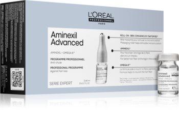 L'Oréal Professionnel Aminexil Advanced Nourishing Serum to Treat Hair Loss