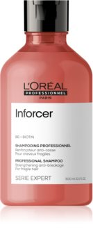 L'Oréal Professionnel Serie Expert Inforcer Treating And Strengthening Shampoo To Treat Hair Brittleness