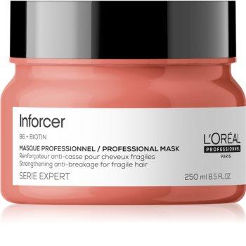L'Oréal Professionnel Serie Expert Inforcer подсилваща маска за крехка и стресирана коса