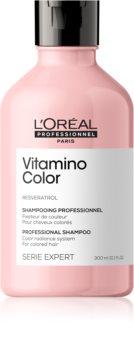 L'Oréal Professionnel Serie Expert Vitamino Color Resveratrol élénkítő sampon festett hajra